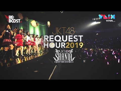 Download Seru dan Haru di JKT48 Request Hour 2019 Shania Graduation Ceremony Mp4 baru
