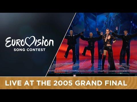 NOX - Forogj Világ (Hungary) Live - Eurovision Song Contest 2005