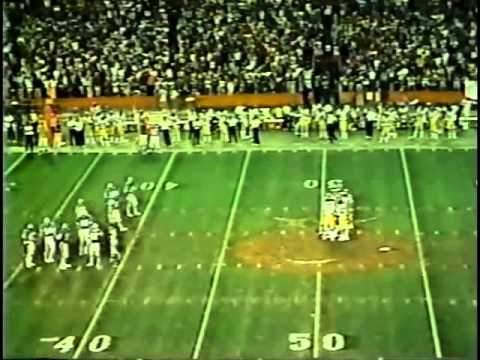 1981 AFC Divisional Playoff Game San Diego Chargers @ Miami Dolphins    The Epic in Miami