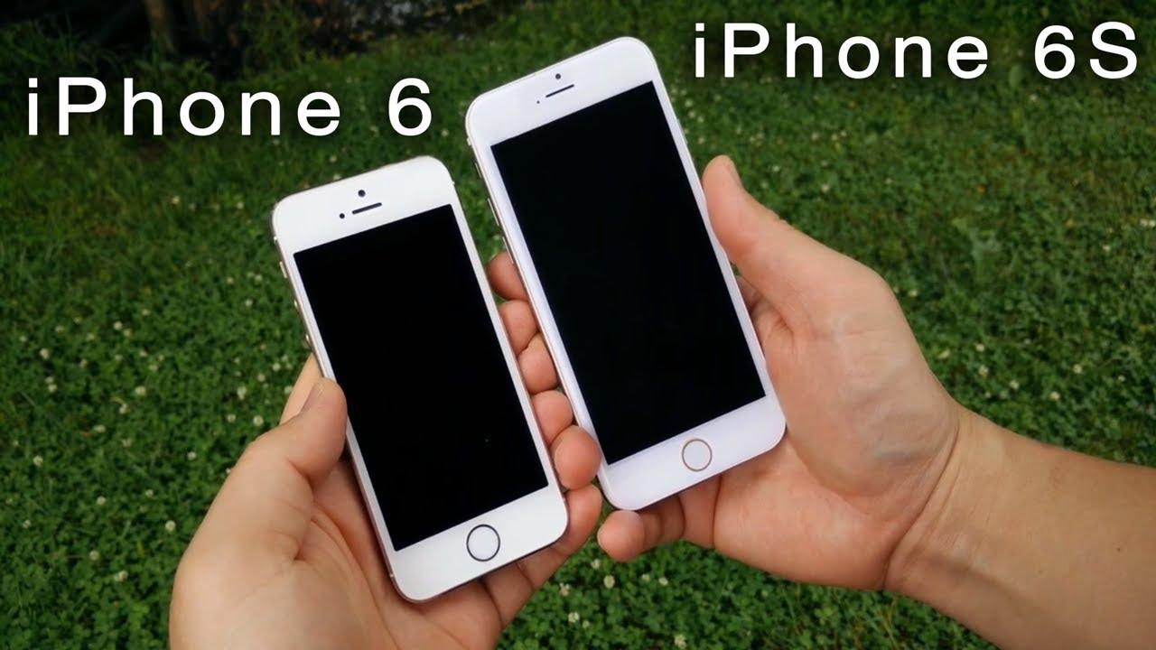 Iphone 8 vs 6s benchmark
