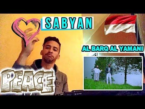 Download Arab React To | AL BARQ AL YAMANI - SABYAN Ft ADAM ALI || MOROCCAN REACT Mp4 baru