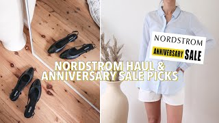 NORDSTROM HAUL & ANNIVERSARY SALE PICKS: Wardrobe Staples worth investing in | Mademoiselle