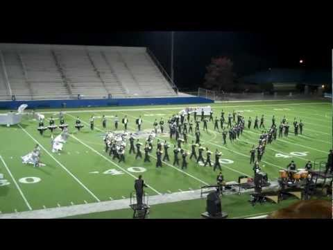 Kell High School Marching Band 10/24/2011