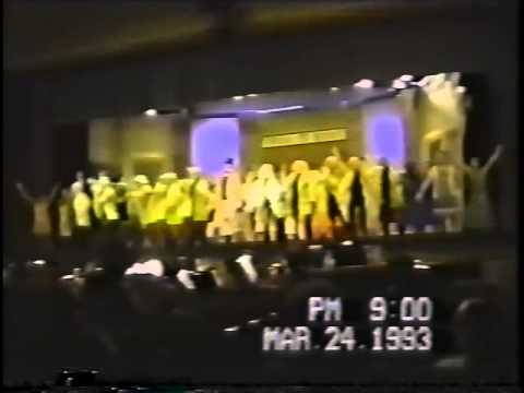 Knoch High School Singing in the Rain Musical 1993 - Part 2