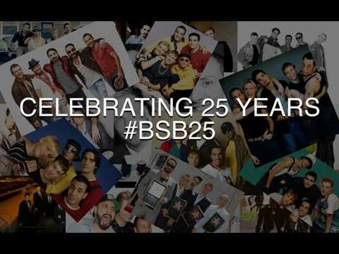 COVERS BSB25 My Backstreet Tribute PART ONE