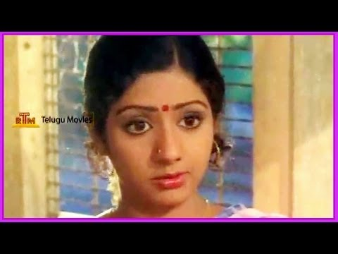 Kamal Hassan & Sridevi Ultimate Comedy Scene - In Akali Rajyam Telugu Movie video