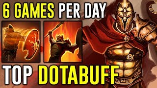 MARS - TOP DOTABUFF PLAYER - Dota 2 Highlights TV