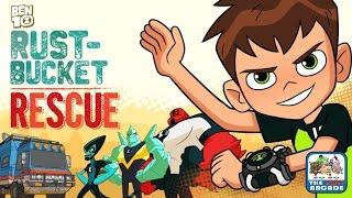 Ben 10: Rustbucket Rescue - Villains Love to Steal the Rustbucket (Cartoon Network Games)