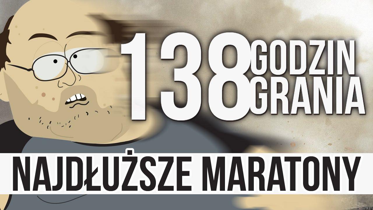 138 godzin grania bez przerwy - najdłuższe hardkorowe maratony [tvgry.pl]