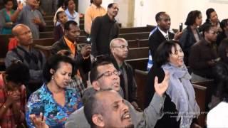 Tesfaye Gabiso - Slewededkegn Ewedehalehu - Live Worship