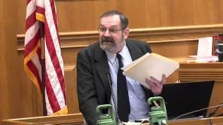 F. Glenn Miller Jr. Takes Witness Stand