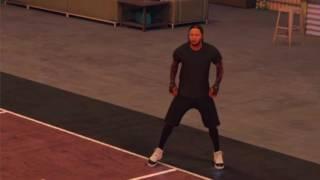Migos Tshirt Official Dance Video NBA 2K17 EDITION