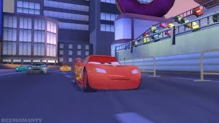 Cars 2: The Video Game C.H.R.O.M.E. Missions Walkthrough Part 1 - All New Agent Training Missions