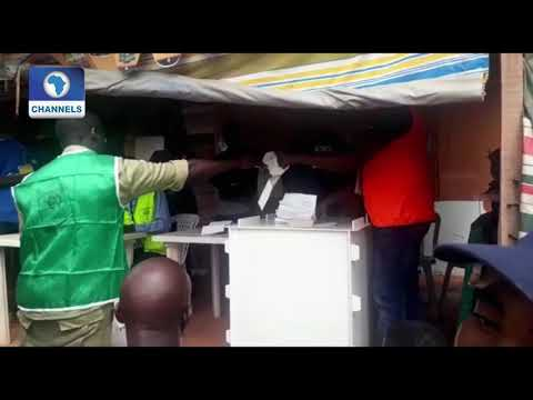 Counting Begins In Some Wards As Ekiti Residents Anticipate Result