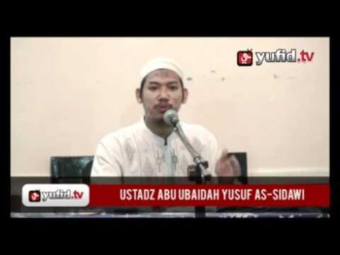 Syiah Dalam Timbangan Islam (Bagian 5) - Ustadz Abu Ubaidah Yusuf As-Sidawi