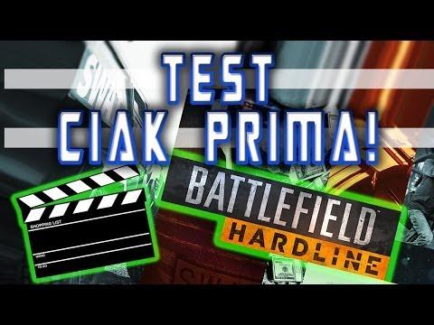 Test Ciak Prima! | Battlefield Hardline Beta Live Commentary