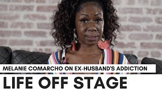 Melanie Comarcho: Ex-Husband Became Addict Before Def Comedy Jam, Why I Kept Quiet
