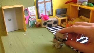 Смотреть видео Домик Петшопов бесплатно онлайн скачать в качестве hd 720