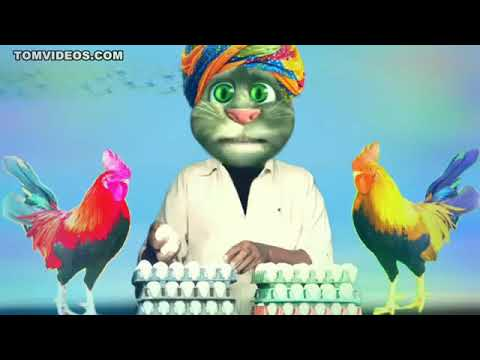 Talking Tom Ande ka Funda (funny video) 2018