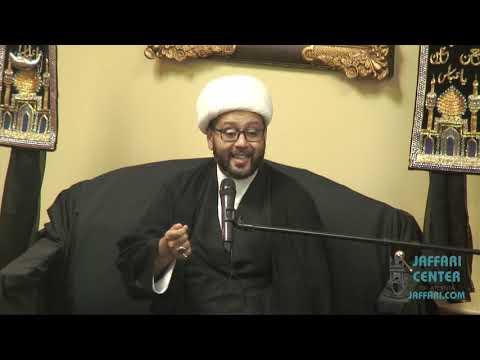 12h Muharram 2019/1441 Sheikh Bilal English Majlis