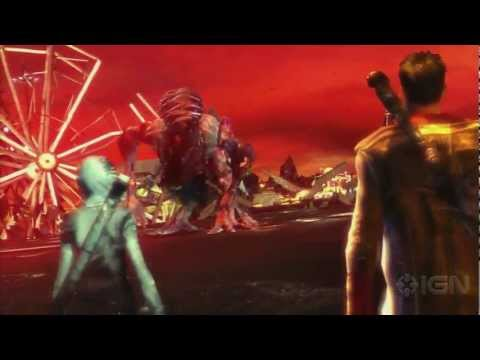 DmC - Hunter Boss Battle