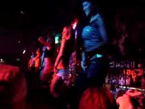 Sexy Girls Dancing On The Bar As In Coyote Ugly video