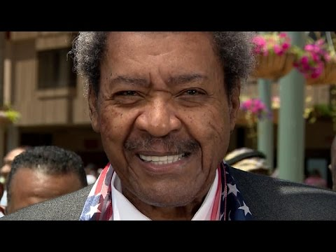 Don King reflects on Muhammad Ali's legacy