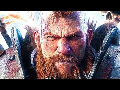 Total War: WARHAMMER Norsca - Official Cinematic Trailer (2017)