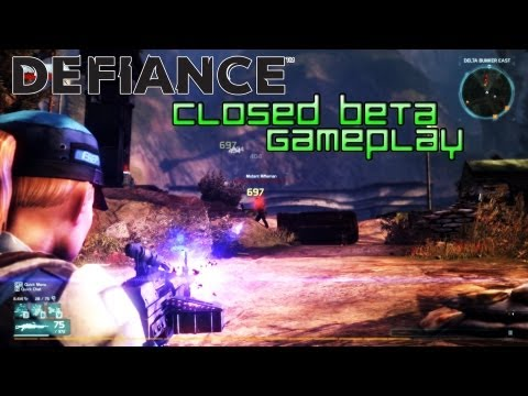Defiance - Closed Beta Gameplay