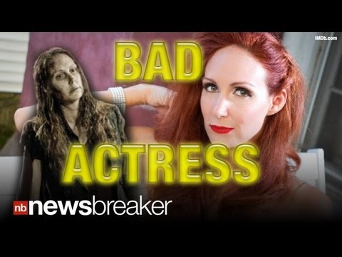 Bad Actress: Hollywood Zombie Who Blamed Husband For Ricin Letters Busted By Fbi video