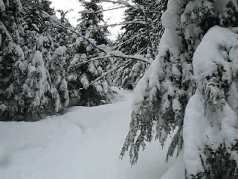 Skiing Map Turn Chute near Mount Hood_0001.wmv