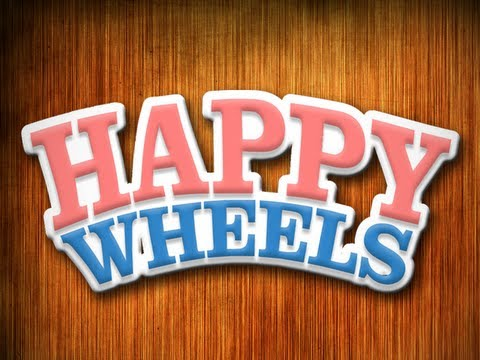 Happy Wheels: Episode 1 - Why You Be Starin&#039; at Mah Face?!