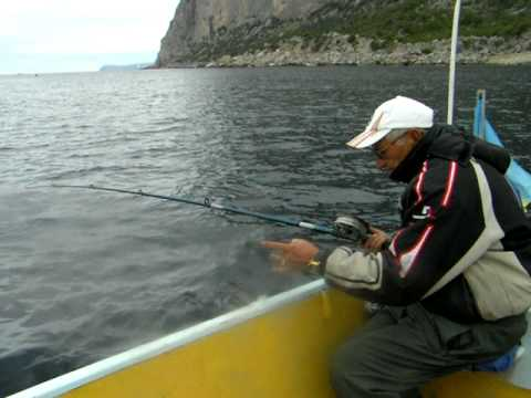 рыбалка с морского пирса
