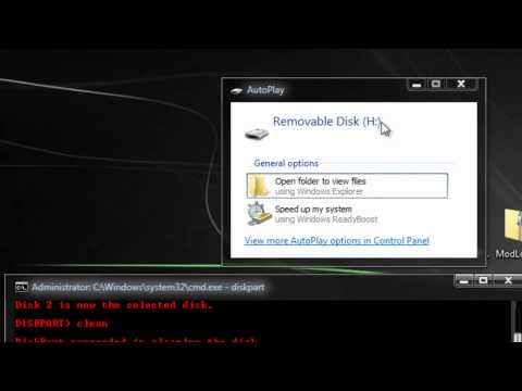 How to Make a Bootable USB Flash Drive!