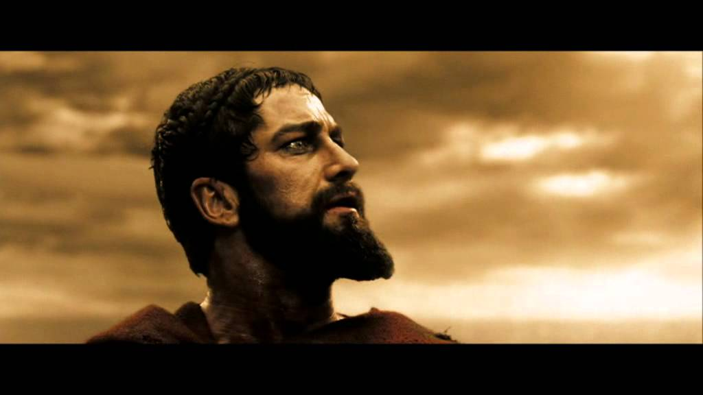 "300 Full Movie >> Death scene of Leonidas from ""300"" - YouTube"