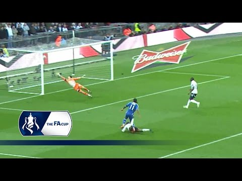 Didier Drogba fires past Spurs | From The Archive