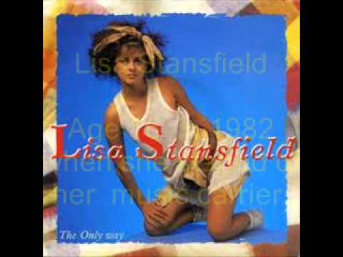 Lisa Stansfield _ Never Never Gonna Give You Up (HQ wide stereo)