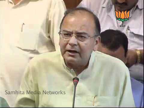 BJP Press: Lathi charge on Protest & P. Chidambaram Statement: Sh. Arun Jaitley: 10.08.2011