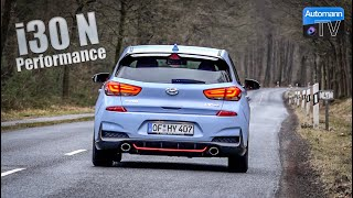 Hyundai i30 N Performance - pure SOUND (60FPS)