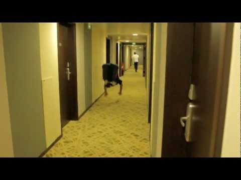 Chechen Parkour-Hotel Freerun By TeamVainah 2012