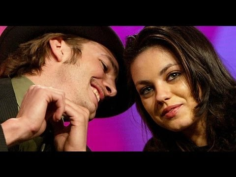 Mila Kunis On Ashton Kutcher, & Stalkers