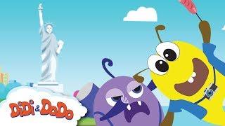 Didi & Dodo - Magical Dream | American Tour | Funny Cartoons For Children