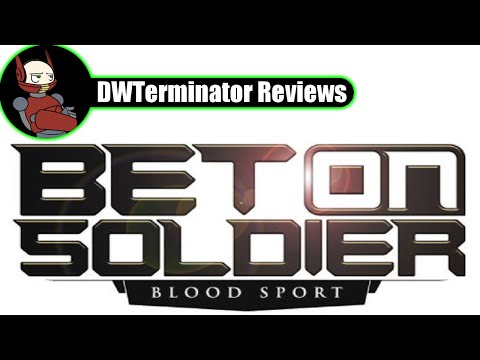 Review - Bet On Soldier: Blood Sport
