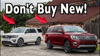 10 Vehicles To Avoid Buying New on Everyman Driver