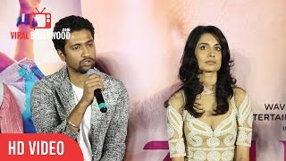 The Most Difficult Part in Zubaan Movie | Vicky Kaushal | Zubaan Trailer Launch