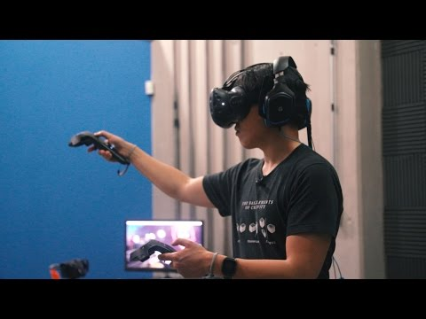 Hands-On with Raw Data Multiplayer VR Combat!