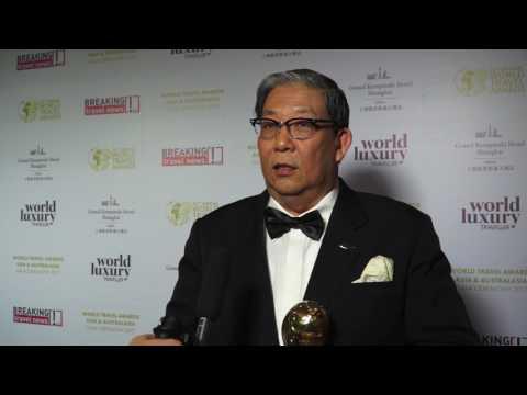 Freddy Sim, general manager, Oakwood Residence Shanghai