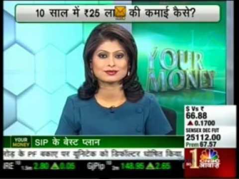 Mr. Achin Goel, Bonanza Portfolio - CNBC Awaaz Your Money 11 Dec 2015