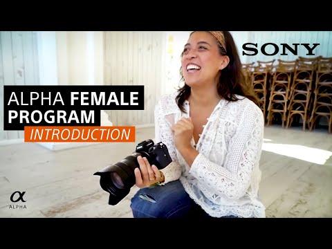 Sony I Alpha Universe