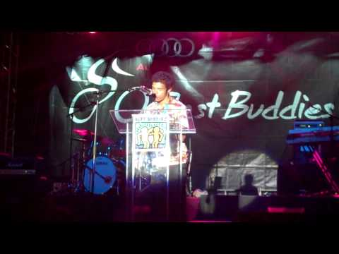 Charles Calhoun's Speech @ 2011 Audi Best Buddies Challenge: Hearst Castle